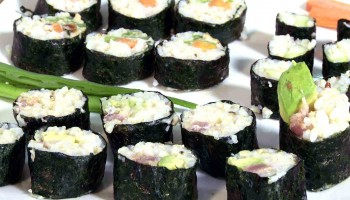 Rollitos de arroz (Makis)